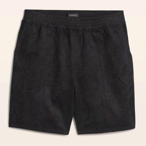 ⚡️ Aritzia Babaton Suede Shorts